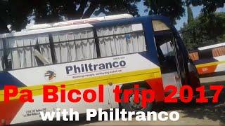 Bicol trip 2017 with philtranco
