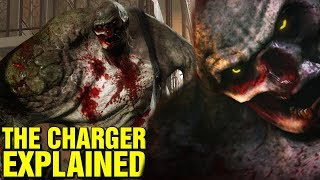 THE CHARGER EXPLAINED WHAT IS THE CHARGER IN L4D2 HISTORY AND LORE SPECIAL INFECTED
