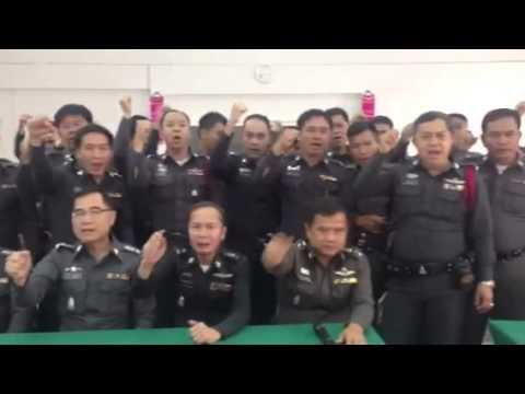 ตำรวจสภ.แม่พริกลำปางใจสู้
