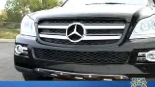 Mercedes-Benz GL-Class Review - Kelley Blue Book
