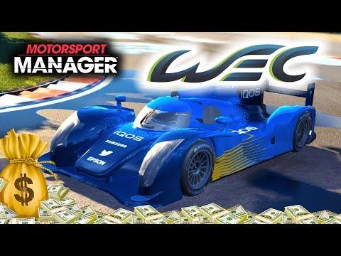 NEW SEASON, NEW CHALLENGES! | Motorsport Manager WEC Career