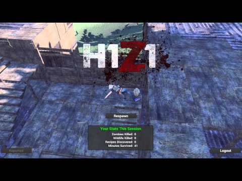H1Z1 - Caseyy & CaptainTR cheaters