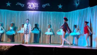 Kids' Christmas Ballet Performance