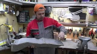 Изготовление воздуховода в автомобиль из стеклопластика: часть 01(Ручная выкладка стеклоткани с последующим вакуумированием. Описание конструкции и немного о технологии...., 2015-04-27T20:39:04.000Z)