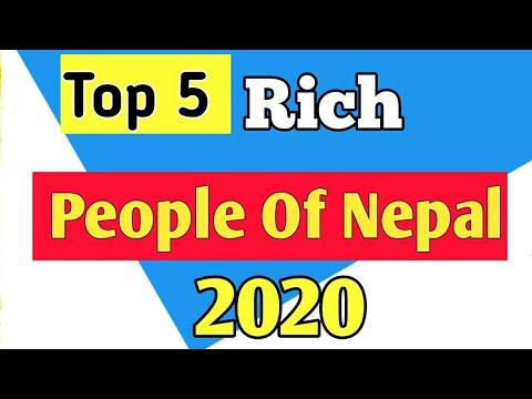 Rich people of nepal-2017