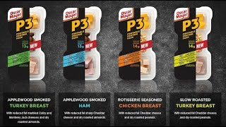 P3 Portable Protein Packs Review