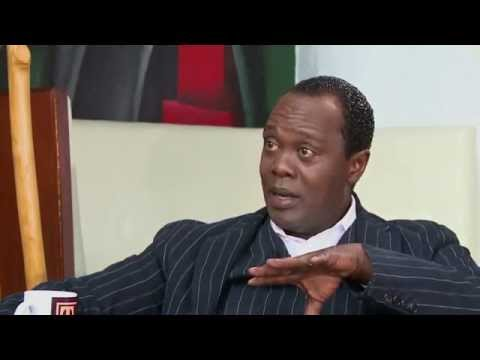 Jeff Koinange shares his inspiring and risky career journey