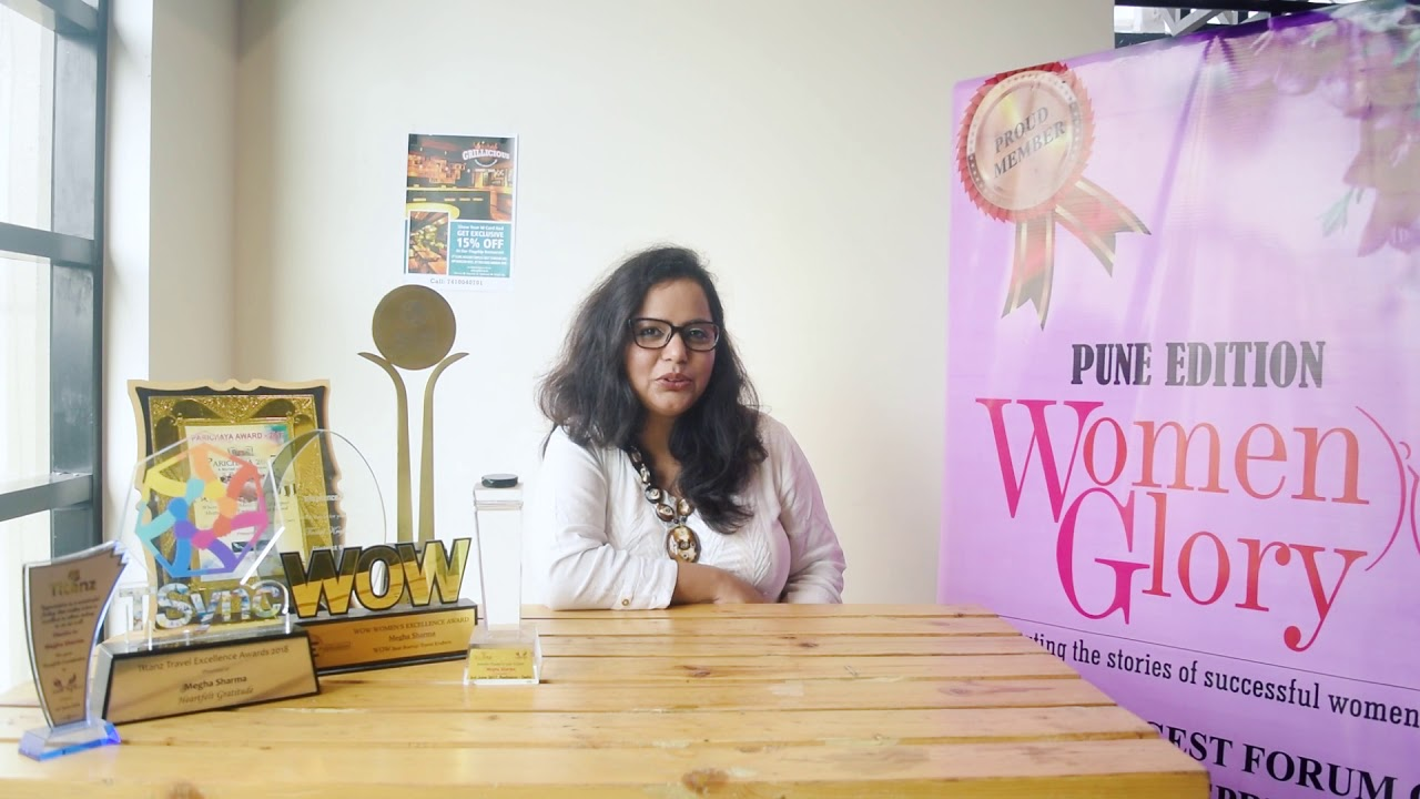 Women's Glory India | Ms. Megha Sharma | Category: Travel & Events
