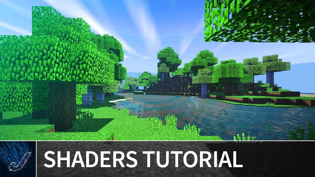Minecraft PE: How to Install SHADERS on ANDROID! MCPE 122.122 / 122.12 Shaders