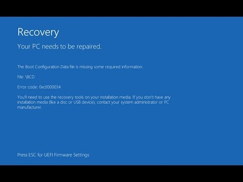 Windows 10 stop code irql not less or equal