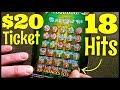 Big FAT Winner!! $1,000,000 Win Big Maryland Lottery Scratch Off Ticket 18 Hits