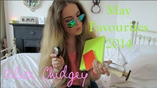 My May Favourites 2014 | Alice Chidgey