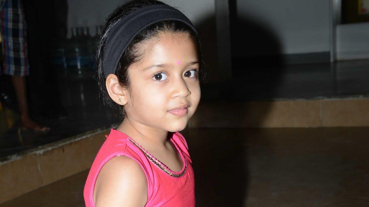 Jyothika Daughter Diya Dance Performance