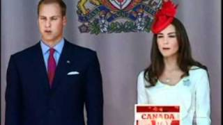 Royal Anthem of Canada - God Save The Queen