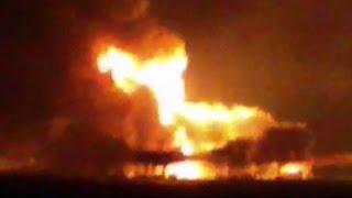 Incendio en plataforma de Pemex en Campeche deja cuatro muertos