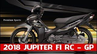 Video All New Yamaha 2018 Jupiter FI price from 1300$ - 2018 Yamaha Jupiter FI RC & GP launch download MP3, 3GP, MP4, WEBM, AVI, FLV September 2018