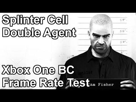 Splinter Cell Double Agent Xbox One/X vs Xbox 360 Backwards ...