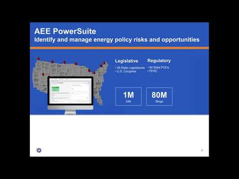 Powersuite: Learn How Campuses can Identify and Engage in Key Energy Policy