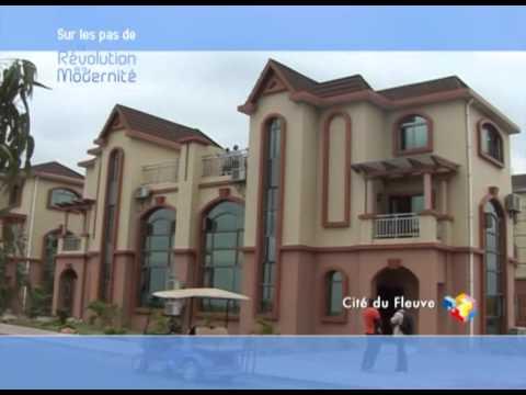 CITE DU FLEUVE, LA PLUS BELLE CITE D'AFRIQUE