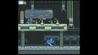 Mega Man X - Flame Mammoth (HD) thumbnail