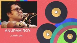 Je kota din tumi chile pashe | Anupam Roy | Baishey Srabon| Parambrata | Raima Sen