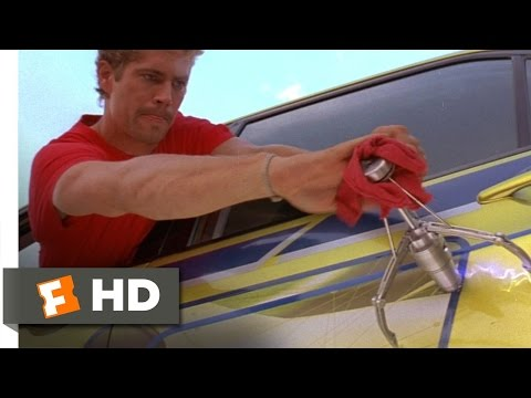2 Fast 2 Furious (7/9) Movie CLIP - Harpooned by the Cops (2003) HD