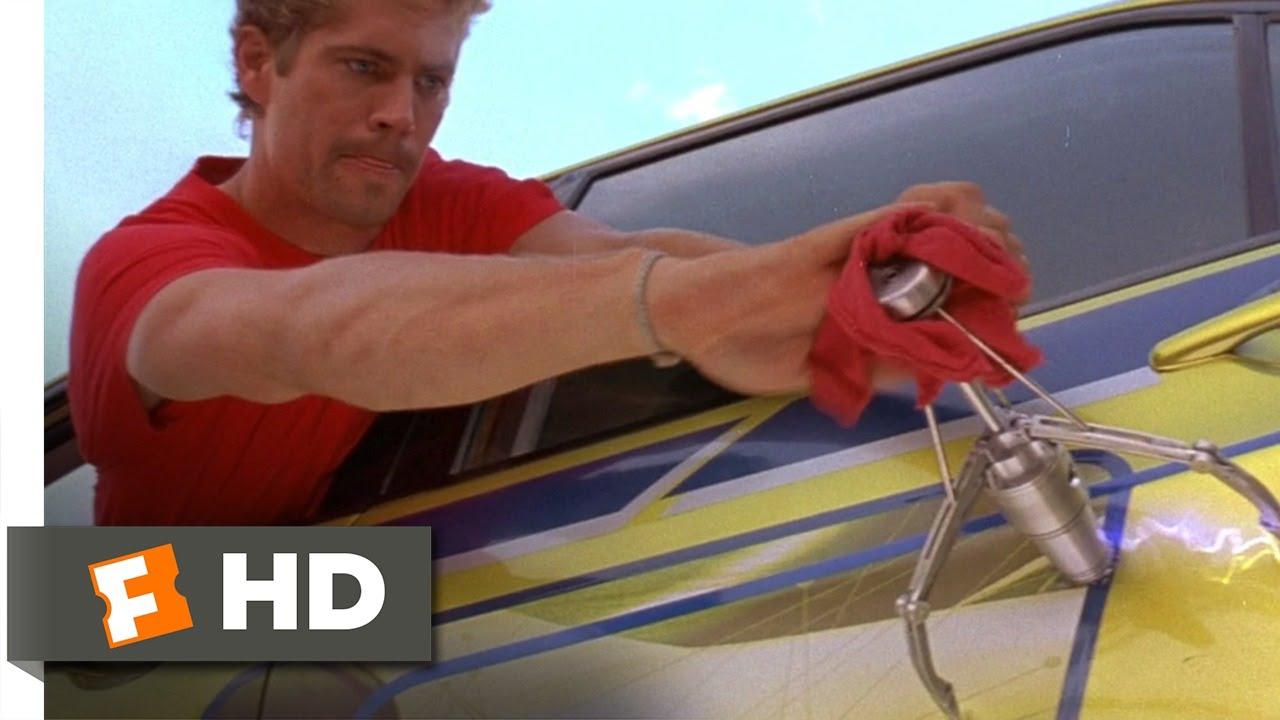 Paul Walker's Toyota Supra a true 10 second car | Driving