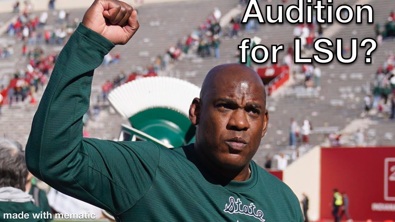 Download Can Mel Tucker Coach the Next 5 Weeks into LSU?