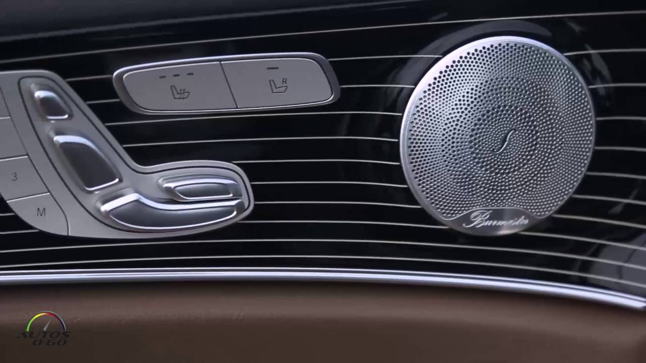 2017 Mercedes Benz E Class Interior Design And 64 Color Ambient Lighting Youtube