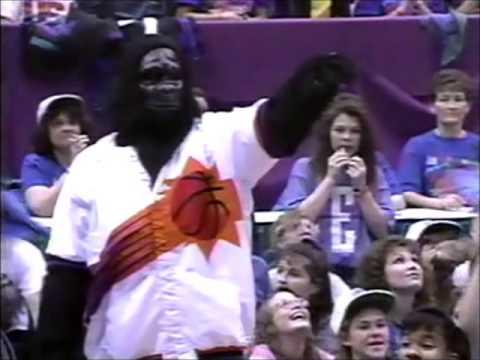 1993 NBA Mascot Slam Dunk Contest