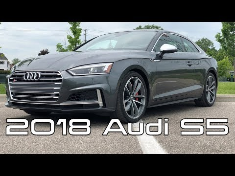 Real World Review 2018 Audi S5: Four Season Perfection Again?