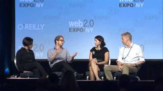 """Web 2.0 Expo NY, Joanne Wilson & Mo Koyfman, Spark Capital, """"VC Perspective"""""""