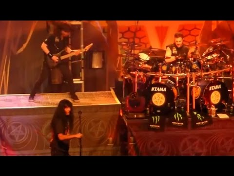 Killswitch Engage/Anthrax kick off Killthrax tour in NJ - Volbeat new vid - Anthrax cover Kansas