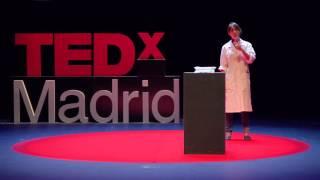 Imprimiendo piel humana | Nieves Cubo | TEDxMadrid