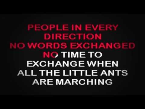 SC2033 07   Dave Matthews Band   Ants Marching [karaoke]