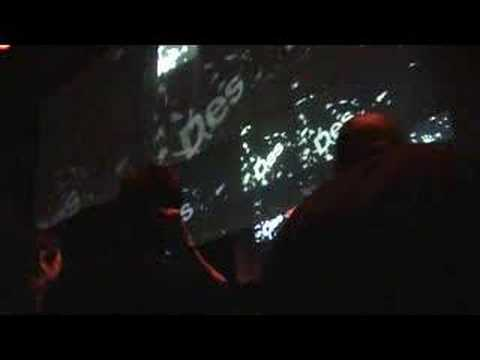 Leaflabel DJ's (UK) + VJ Legoman (CH) @ cimatics 17/11