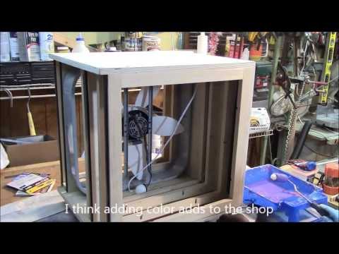 Diy Workshop Air Filtration Youtube