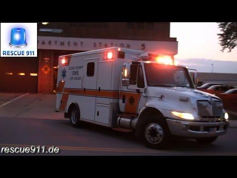[Toledo] Life Squad Lucas County EMS