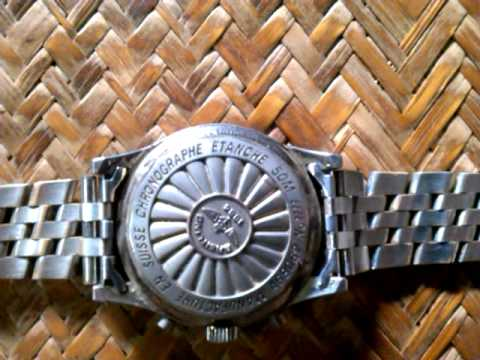 For Sale 1884 Manufacture Breitling For Bentley Motors