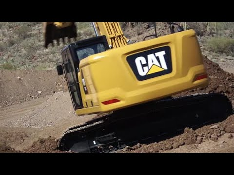 "Cat® 320 Excavator ""Makes Life Easier"" for Whaley & Sons"