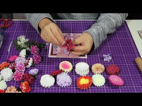 Craft Buddy Flower making kit -QVC-23.01.2019