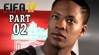Video FIFA 17 The Journey Gameplay Deutsch #2 - Wo unterschreibe ich? - Let's Play FIFA 17 German download MP3, 3GP, MP4, WEBM, AVI, FLV Desember 2017