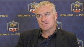 euronews interview - Didier Deschamps: