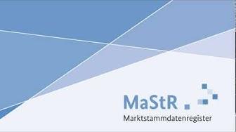 Registrierung einer Anlage im Marktstammdatenregister – Ein Tutorial