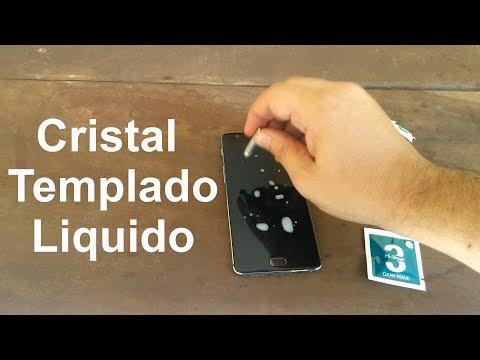 Cristal Templado Liquido para Celulares de Venomarmorcom México