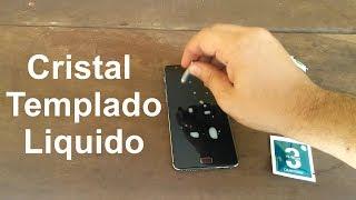 Cristal Templado Liquido para Celulares de Venomarmor.com México