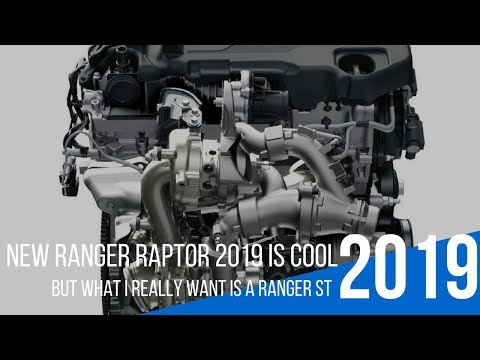 New Ranger Raptor 2019 is cool, but what I really want is a Ranger ST