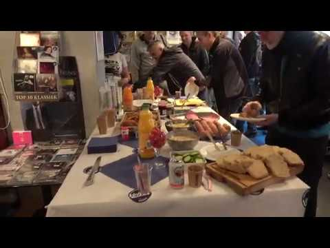 First RSD 2018 Breakfast @Velvet Music Breda