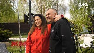 Руслана Писанка з чоловіком показали свій заміський будинок та відкрили родинні таємниці