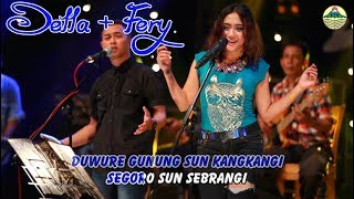 Gambar cover Della Monica + Fery - Abane Ati   |   (Official Video)   #music